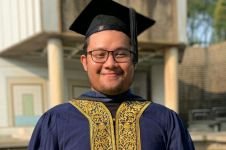 Viral, mahasiswa ini akhirnya lulus kuliah setelah gagal 18 kali