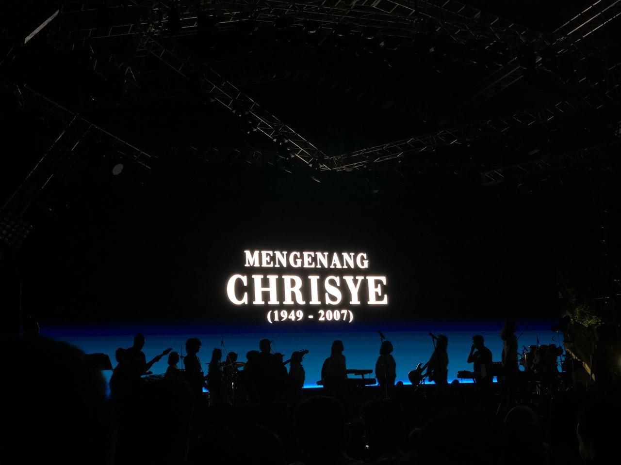 Erwin Gutawa hadirkan 'Chrisye' di Synchronize Fest 2019, keren!