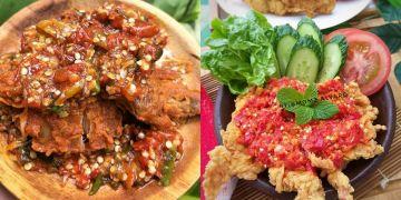 10 Resep ayam geprek crispy enak, sederhana, dan mudah dibuat