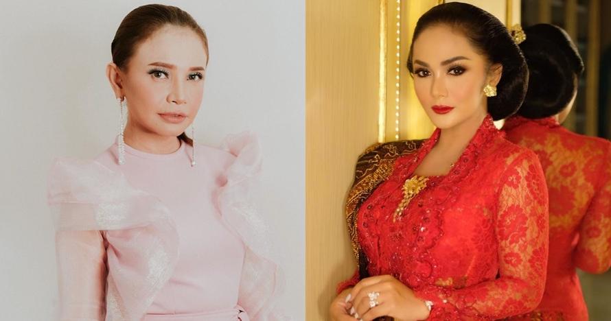 Awet muda, ini pesona 7 ibu diva pop Tanah Air yang memesona