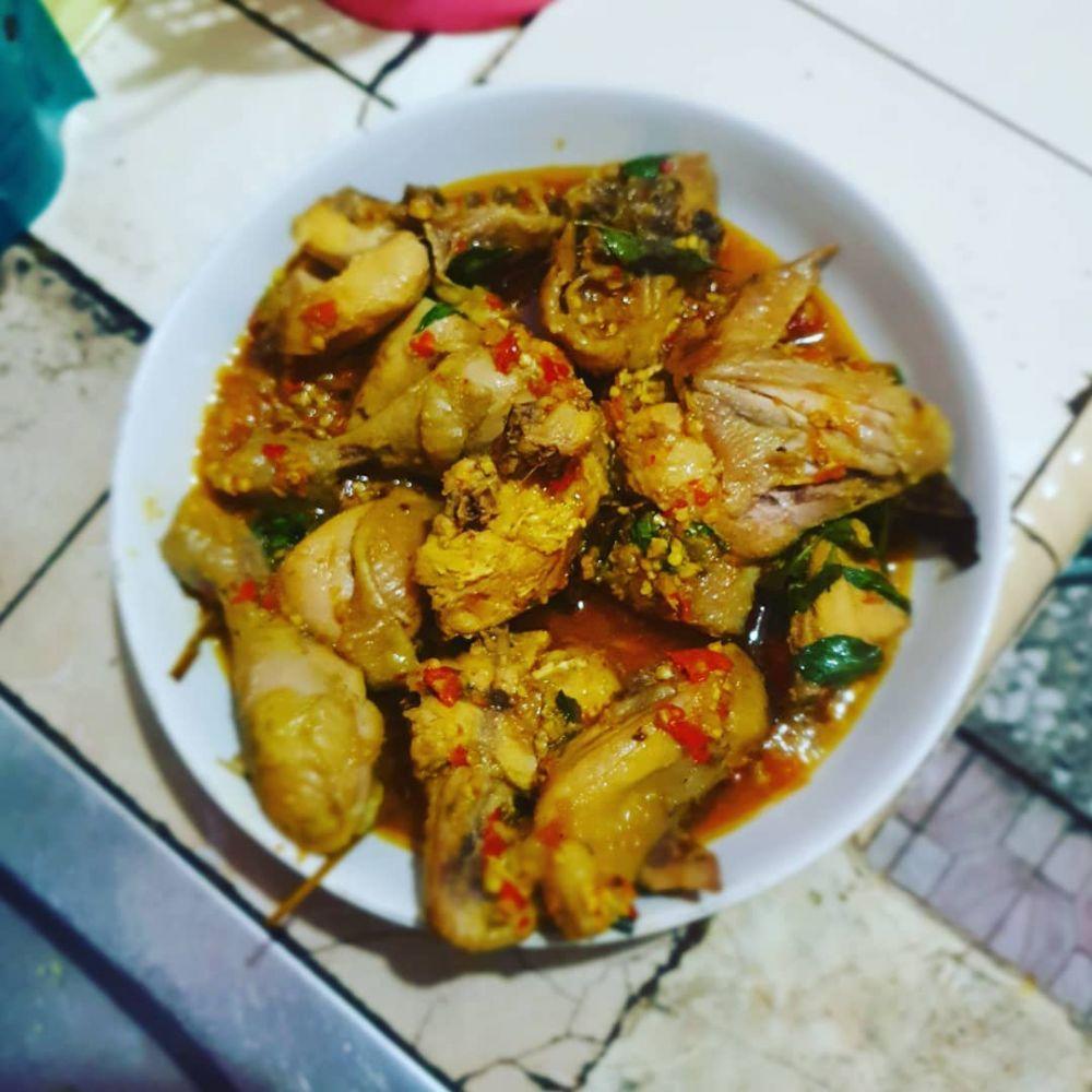 10 Resep ayam rica-rica sederhana Instagram
