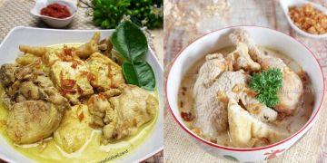 10 Resep opor ayam tahu enak, gurih dan mudah dibuat