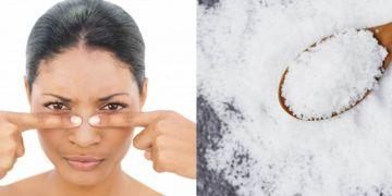 7 Cara menghilangkan komedo dengan garam, praktis dan ampuh