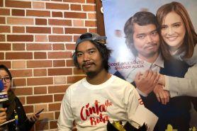 Tantangan Dodit Mulyanto bermain di film Cinta Itu Buta