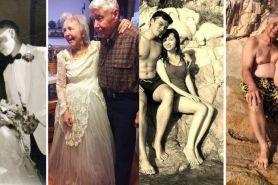 8 Kolase foto kebersamaan setelah bertahun-tahun ini bikin takjub