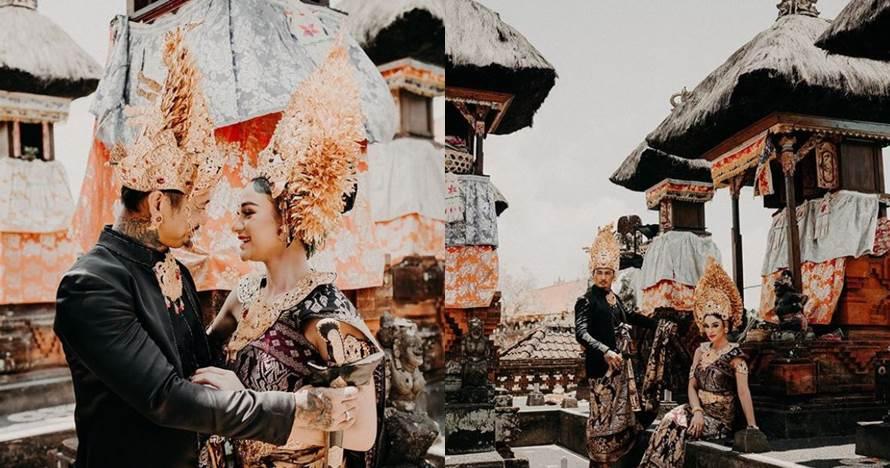 Perjalanan cinta Nora Alexandra dan Jerinx, penuh tantangan