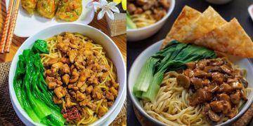 10 Cara membuat mie ayam, lezat, sederhana, dan praktis