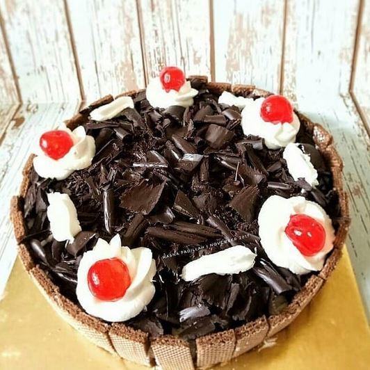 Cara membuat kue ulang tahun enak Instagram