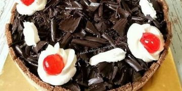 10 Cara membuat kue ulang tahun enak, sederhana dan cantik