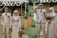 Aksi pengantin wanita dance K-Pop di pernikahannya ini viral