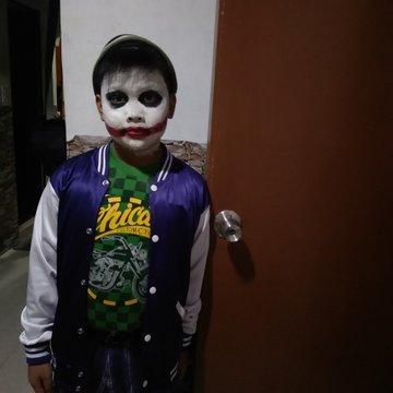 cosplay joker gagal seram Istimewa