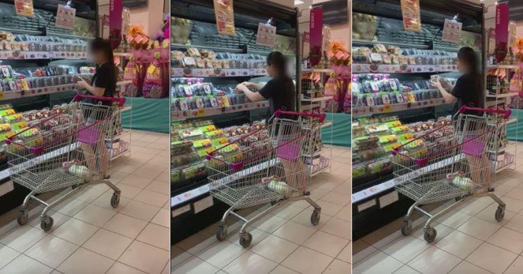 Bongkar 5 barang di supermarket, aksi pembeli ini bikin kesal
