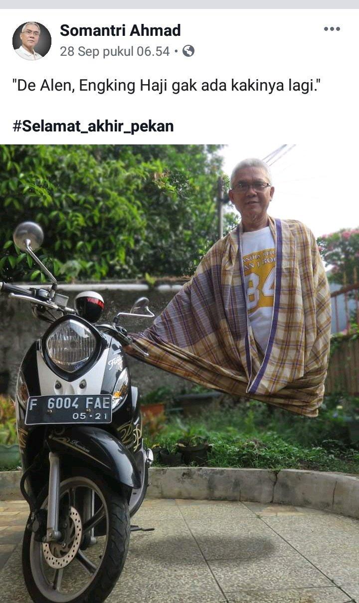 somantri ahmad editan foto gokil © Facebook/Somantri Ahmad
