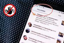 Instagram hilangkan fitur 'following', ini alasannya