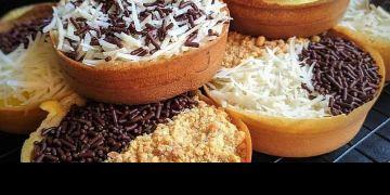 7 Cara membuat martabak mini, manis, enak dan sederhana