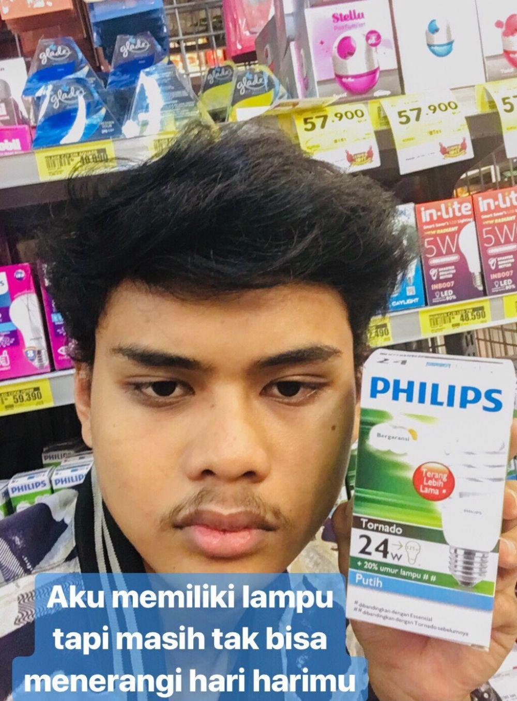 quote galau dari barang supermarket © Twitter/@alfonsus73 & @ahzhaf