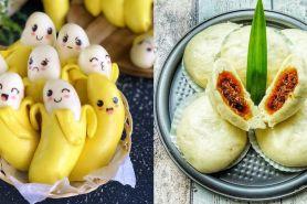 10 Cara membuat bakpao berbagai isi, empuk, dan sederhana