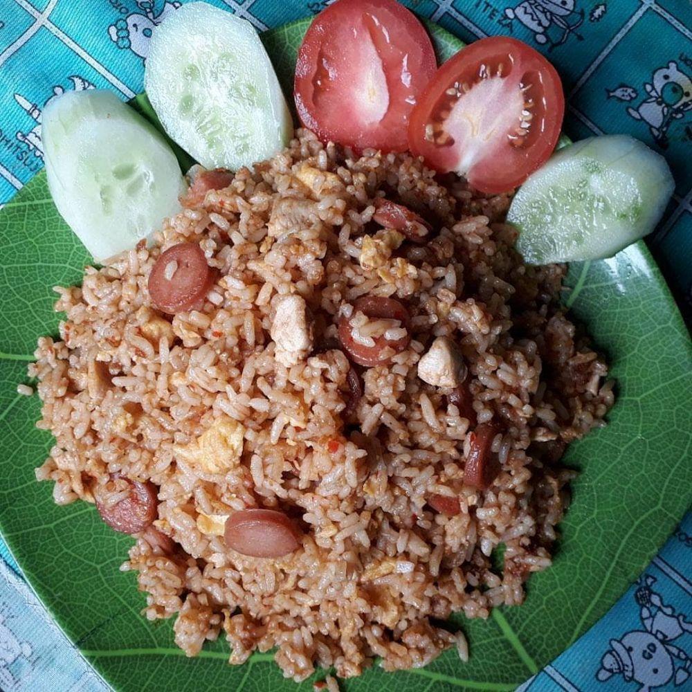 8  Resep nasi goreng rumahan, enak dan mudah dibuat Instagram