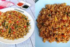 8 Resep nasi goreng rumahan, enak dan mudah dibuat
