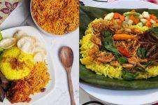 10 Cara membuat nasi kuning spesial, gurih, dan praktis
