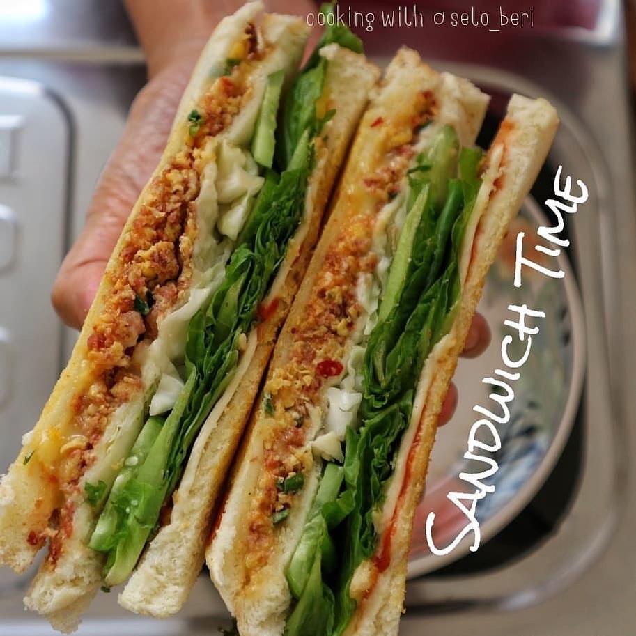 12 Cara membuat sandwich, enak dan praktis Instagram