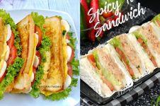 12 Cara membuat sandwich, enak dan praktis