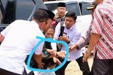 Wiranto ditusuk orang tak dikenal di Pandeglang