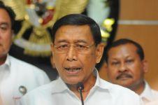 Polisi tangkap pelaku terkait upaya penusukan Wiranto