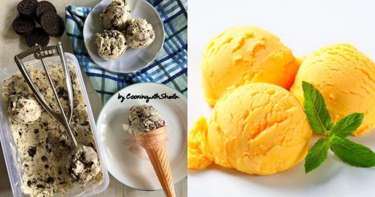 15 Cara membuat es krim di rumah, segar dan tidak ribet
