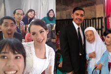 Viral kisah sejoli gelar resepsi pernikahan minim budget