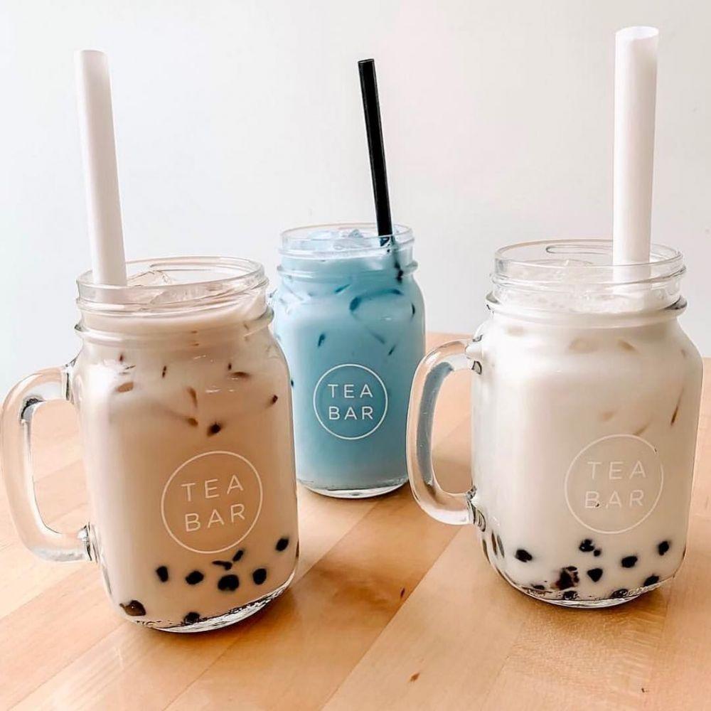 20 Resep minuman segar instagram