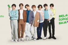 BTS jadi brand ambassador Tokopedia, kampanyekan #1Everyday