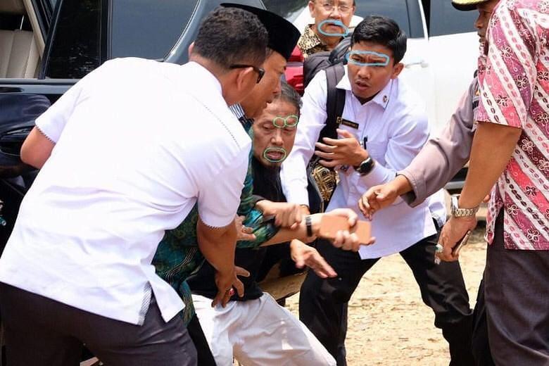 Analisis wajah pelaku penusukan Wiranto dari pakar mikro ekspresi