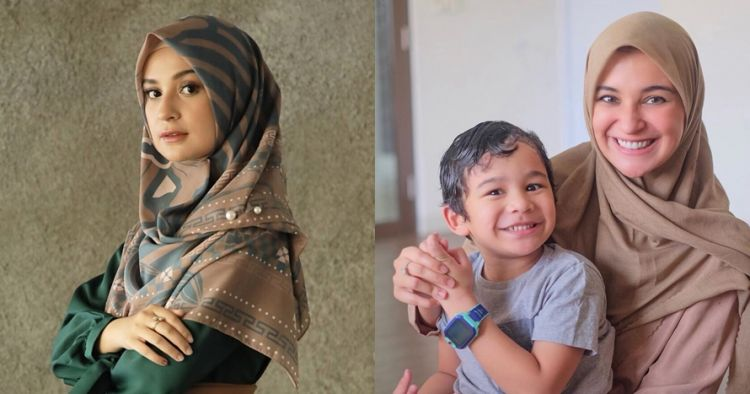 Curhat sedih Shireen Sungkar patah hati anaknya di rawat di RS