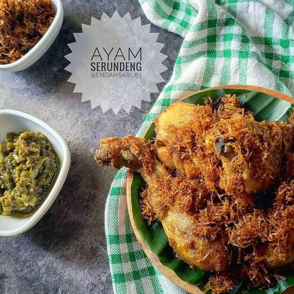 20 Resep masakan ayam paling enak instagram