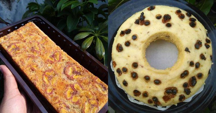 12 Cara membuat bolu pisang kukus paling enak