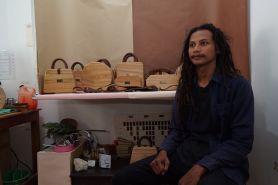 Dody Andri, pengusaha tas unik dari kayu laris hingga luar negeri