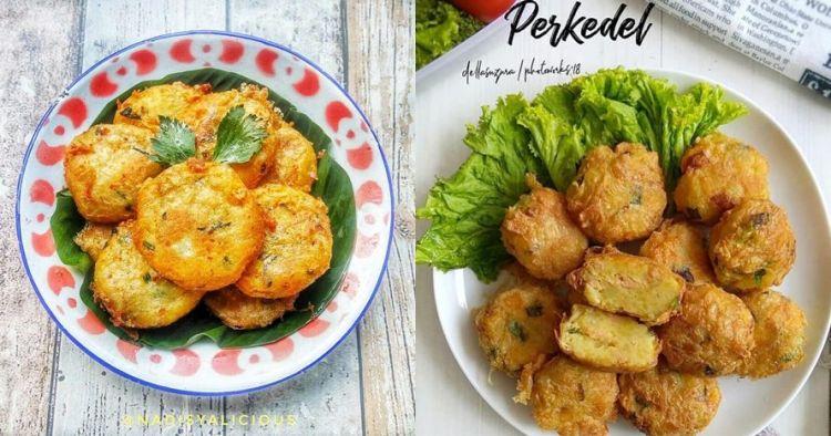 11 Cara membuat perkedel kentang enak dan mudah