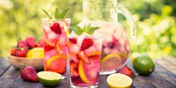 25 Cara membuat infused water, mudah, segar dan menyehatkan