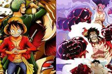 40 Kata-kata bijak anime One Piece, penuh makna & motivasi