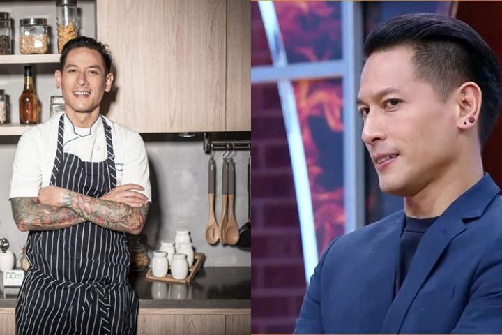 Lama tak ada kabar, 8 potret terbaru Chef Juna ini bikin pangling