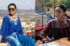10 Gaya liburan Mayangsari ke Turki, penampilannya curi perhatian