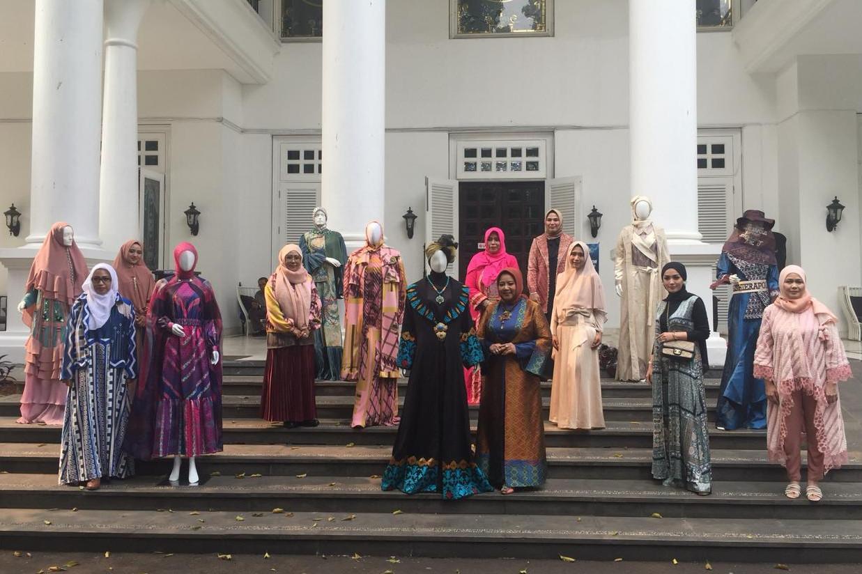 Indonesia Modest Fashion Week 2019 angkat kebudayaan Tanah Air