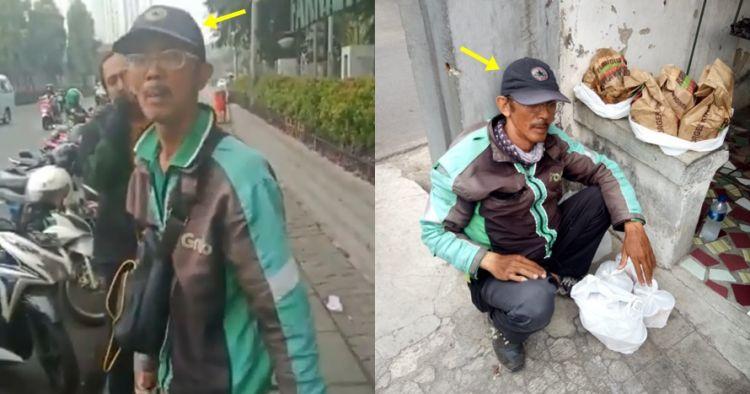 Usai ditipu Rp 600 ribu, driver ojek online ini kehilangan motor