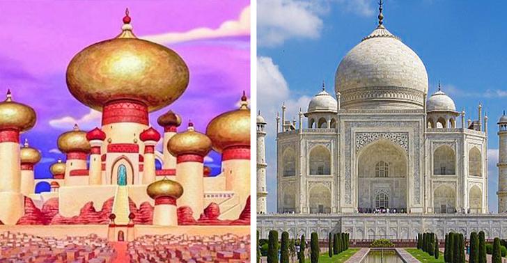 tempat wisata terinspirasi kartun istimewa