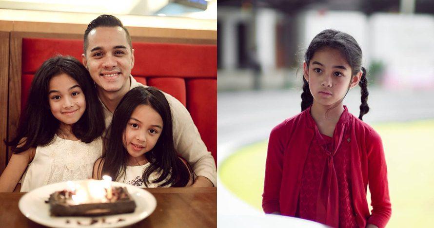 10 Pesona Shaista Tanisha, putri Rionaldo Stokhorst yang menawan