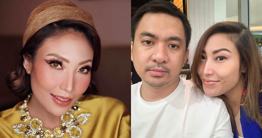 Unggah momen kejutan ultah suami, baju Ayu Dewi bikin gagal fokus