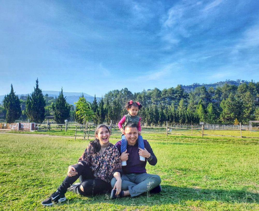 harmonis keluarga Winda Khair  Instagram
