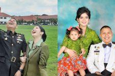 Jadi istri tentara, ini 11 potret harmonis keluarga Winda Khair