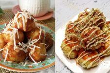 10 Cara membuat takoyaki rumahan, sederhana dan enak